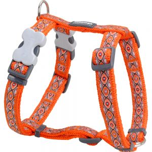 Snake Eyes Orange Harness