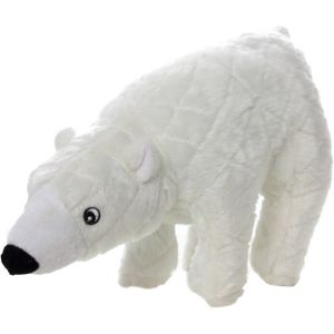 Mighty Dog Toys Wilburr McPaw the Polar Bear
