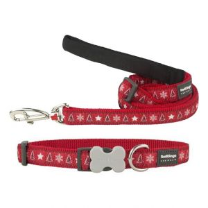 Santa Paws Red Collar or Leash
