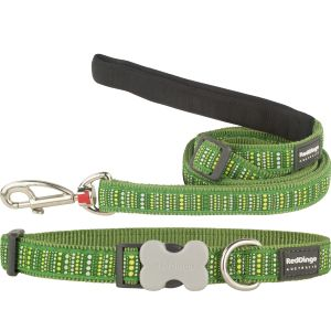 Lotzadotz Green Collar or Leash