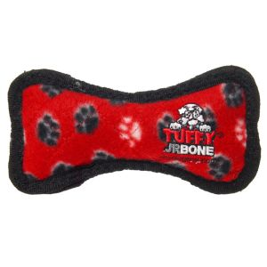 JR Bone Red Paws