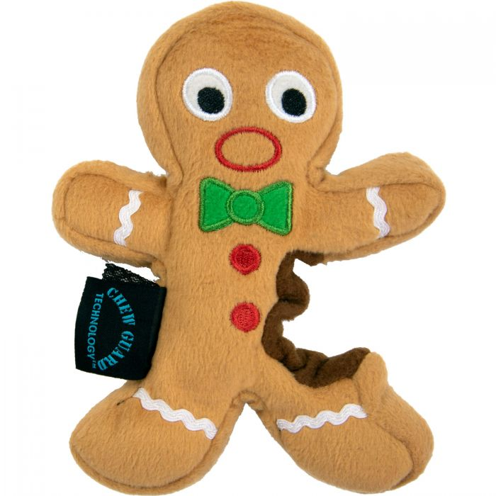 Godog Gingy The Gingerbread Man Small At Dogtuff Com